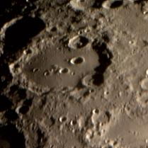 Moon Clavius